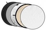 Complete set reflectieschermen - Godox 5 in 1 - 80cm