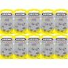 Rayovac gehoorapparaat batterijen - Type 10 - 10 x 6 stuks