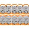 Rayovac gehoorapparaat batterijen - Type 13 - 10 x 6 stuks