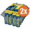 Voordeelpak met 48 x AAA Varta High Energy alkaline batterijen