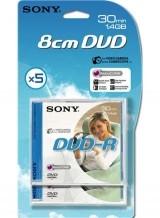 Sony 5DMR30A - DVD-R 1.4GB, 5-pack