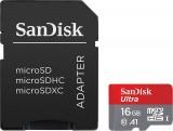 Sandisk MicroSDHC geheugenkaart - 16GB - Ultra